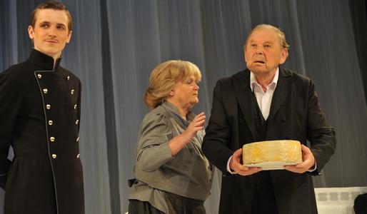 Vojtěch Blahuta, Eva Jelínková, Pavel Kunert