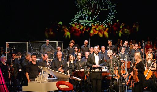 Dan Kalousek a orchestr MdB