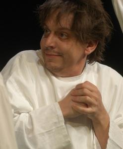 Jan Apolenář v roli Blázna