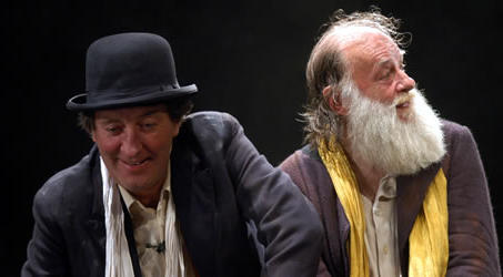 The Waiting for the Godot