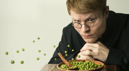 MENDEL OR THE MUTINY OF PEAS