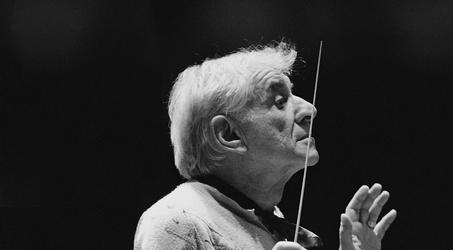 Koncert ke 100. narozeninám L. Bernsteina